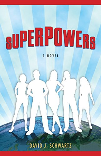 Superpowers US cover