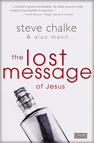 the lost message of Jesus?