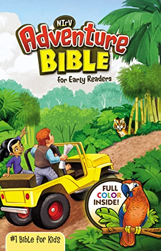 NIrV Adventure Bible for Young Readers: New International Reader's Version