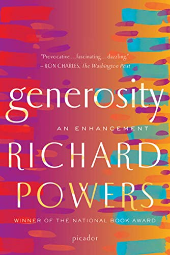 Generosity US cover