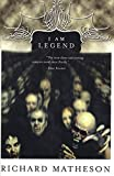 I Am Legend by Matheson, Richard - Book cover from Amazon.co.uk