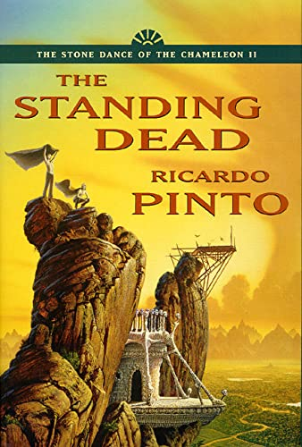 The Standing Dead US cover