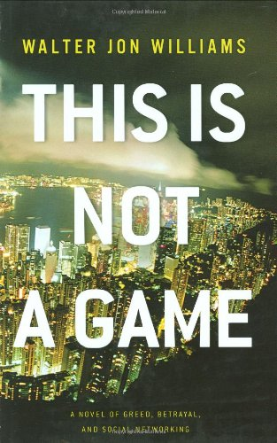 This Is Not a Game US cover