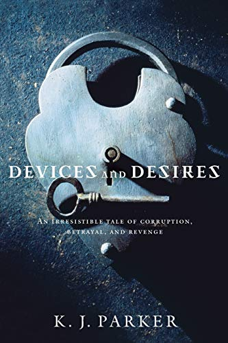Devices and Desires, US cover