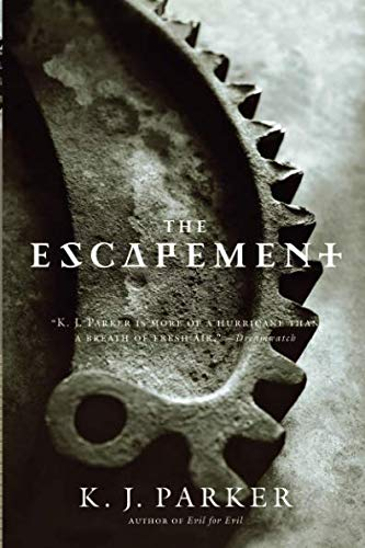 The Escapement, US cover