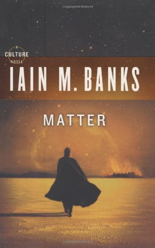 Matter, US cover
