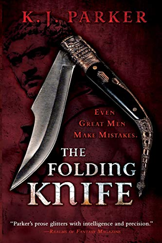 The Folding Knife US cover