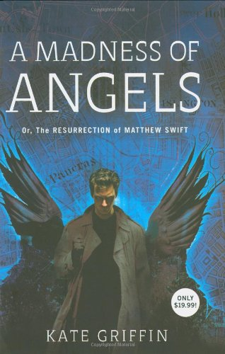 A Madness of Angels, US cover