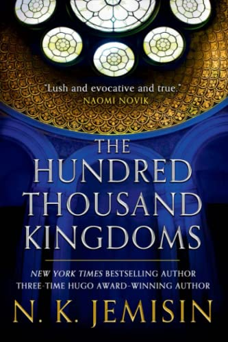 The Hundred Thousand Kingdoms US cover
