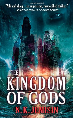 The Kingdom of Gods cover