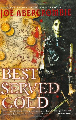 Best Served Cold US cover