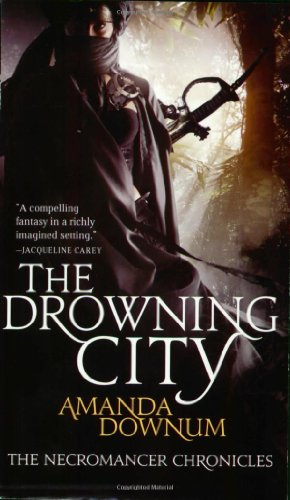 The Drowning City, US cover