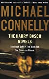 Michael Connelly, The Harry Bosch Novels: Black Echo, Black Ice, Concrete Blonde