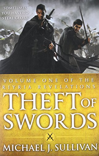 Theft of Swords US cover