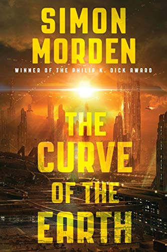 The Curve of the Earth cover