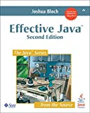 couverture du livre Effective Java