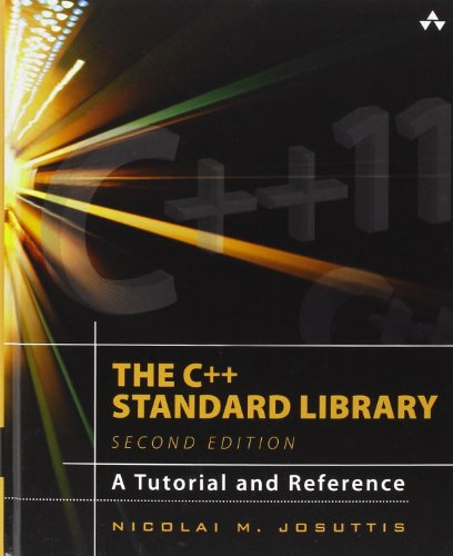 livre the c standard library a tutorial and reference. Black Bedroom Furniture Sets. Home Design Ideas