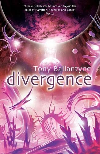 Divergence, UK cover