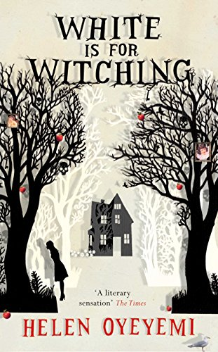White is for Witching UK cover