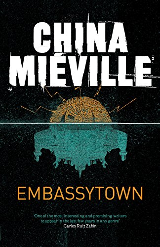 Embassytown UK cover