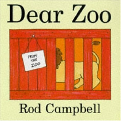 Rod Campbell, Dear Zoo: Lift the Flaps