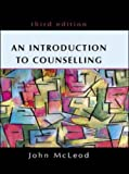 John McLeod, An Introduction to Counselling