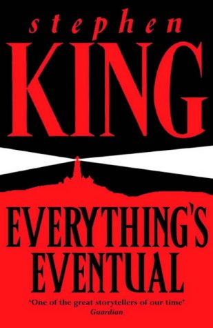 Everything's Eventual 14 Dark Tales by Stephen King First Edition hardcover, 1st