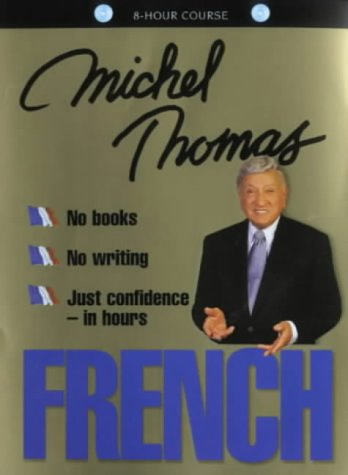 Michel Thomas, French With Michel Thomas Complete Course CD