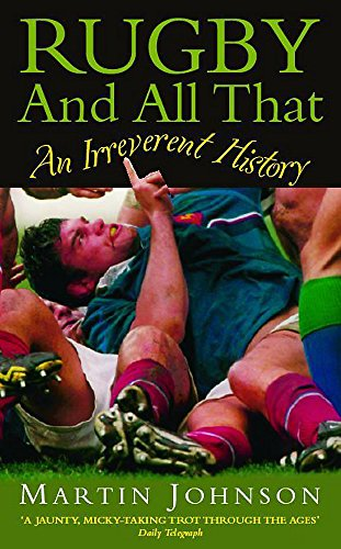 Rugby And All That par  Martin Johnson