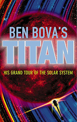 Titan, UK cover