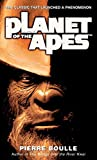 Planet of the Apes by Boulle, Pierre, trans. by Xan Fielding - Book cover from Amazon.co.uk