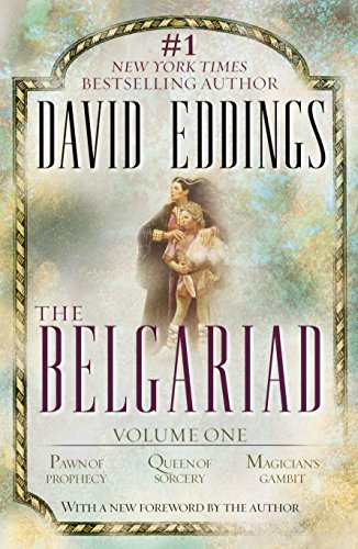 The Belgariad (Vol 1): Volume One: Pawn of Prophecy, Queen of Sorcery, Magician's Gambit