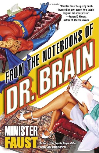 Dr Brain cover
