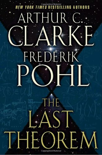 The Last Theorem, US cover