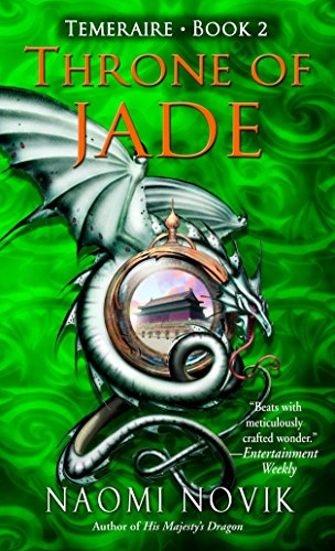 Throne of Jade US edition