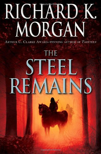 The Steel Remains US cover