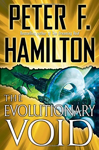 The Evolutionary Void US cover
