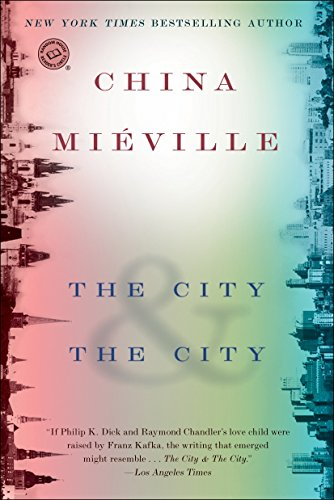 The City & The City US cover