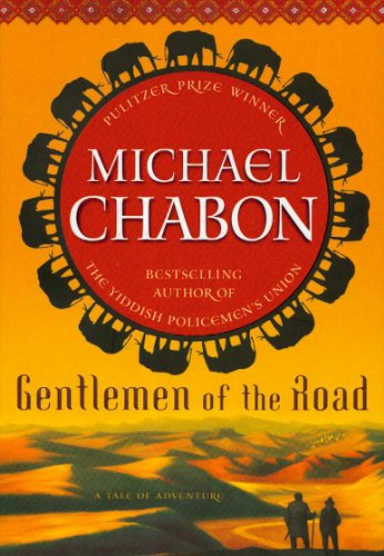 The Gentlemen of the Road, US cover