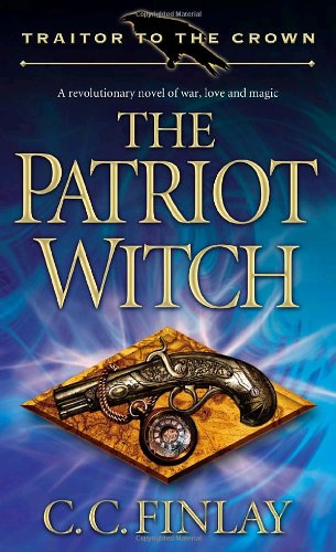 The Patriot Witch cover