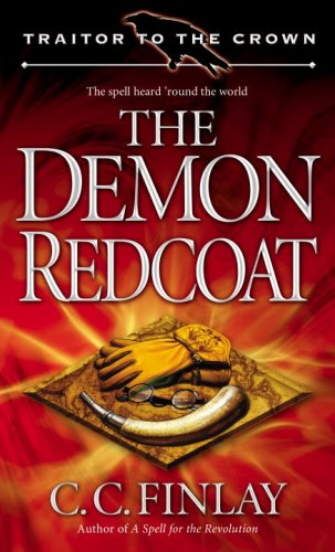 The Demon Redcoat cover