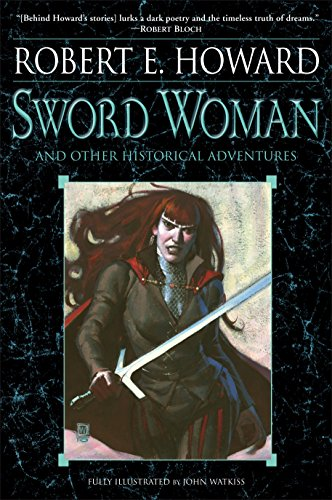 Sword Woman cover