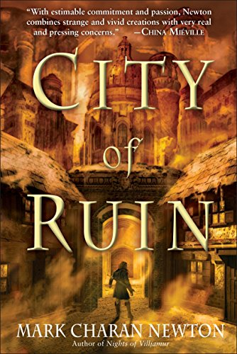 City of Ruin US cover