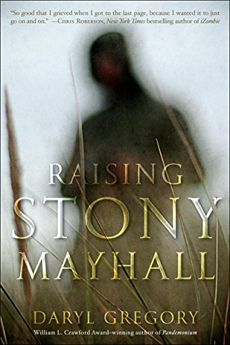 Raising Stony Mayhall cover
