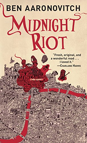 Midnight Riot US cover