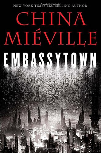 Embassytown US cover