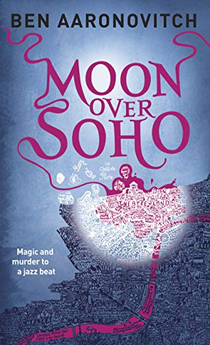 Moon Over Soho US cover