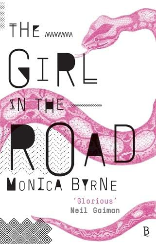 The Girl in the Road UK cover