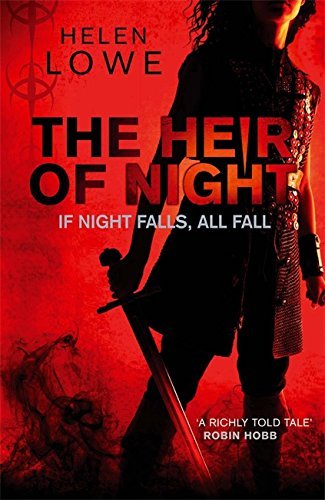The Heir of Night UK cover