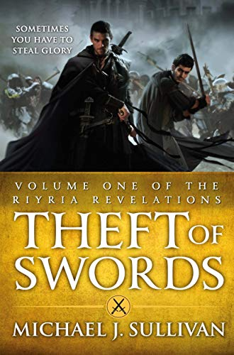 Theft of Swords UK cover